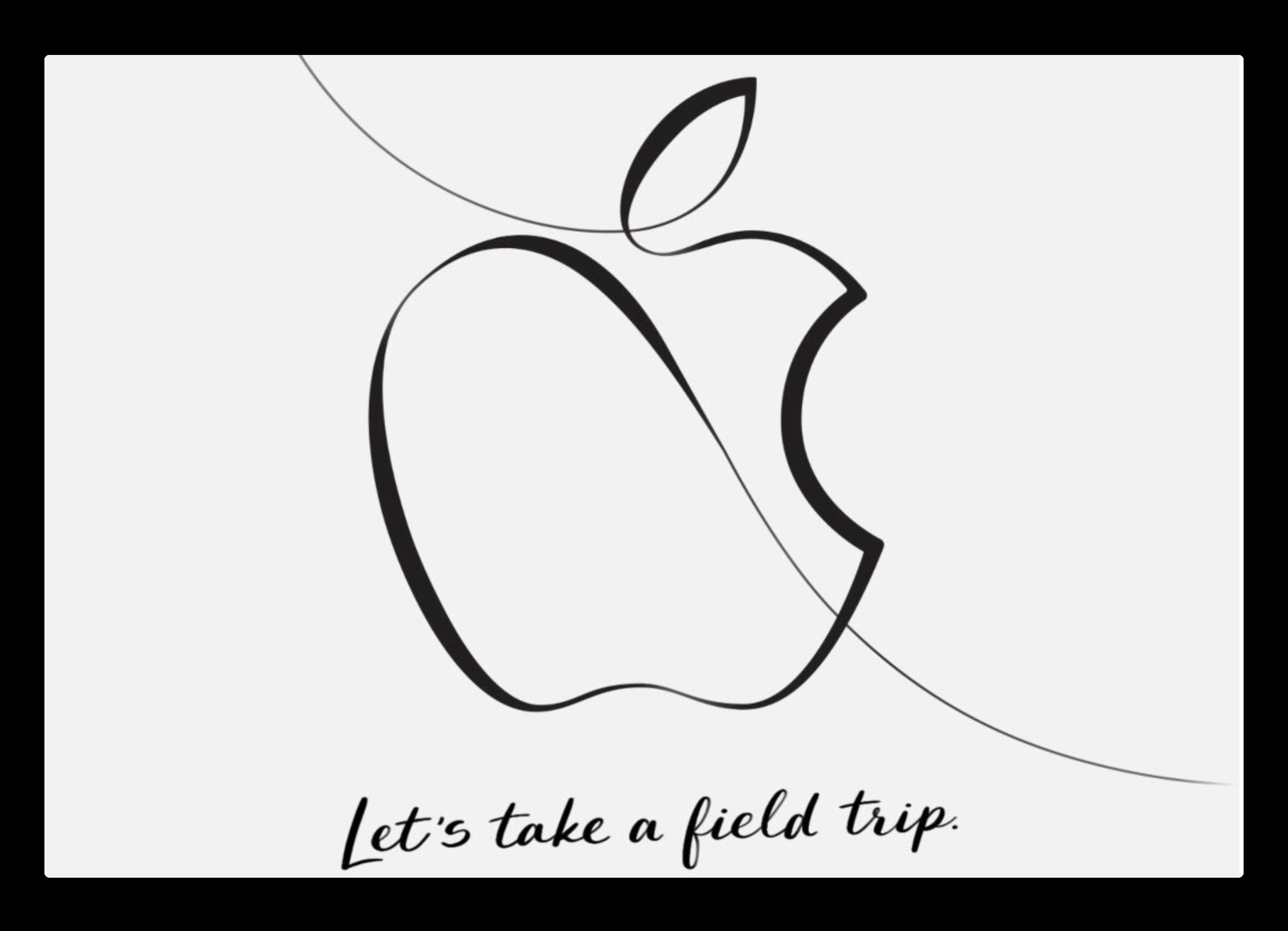 Apple、3月27日シカゴでイベントを開催し、新しいiPadやApple Pencilを発表か