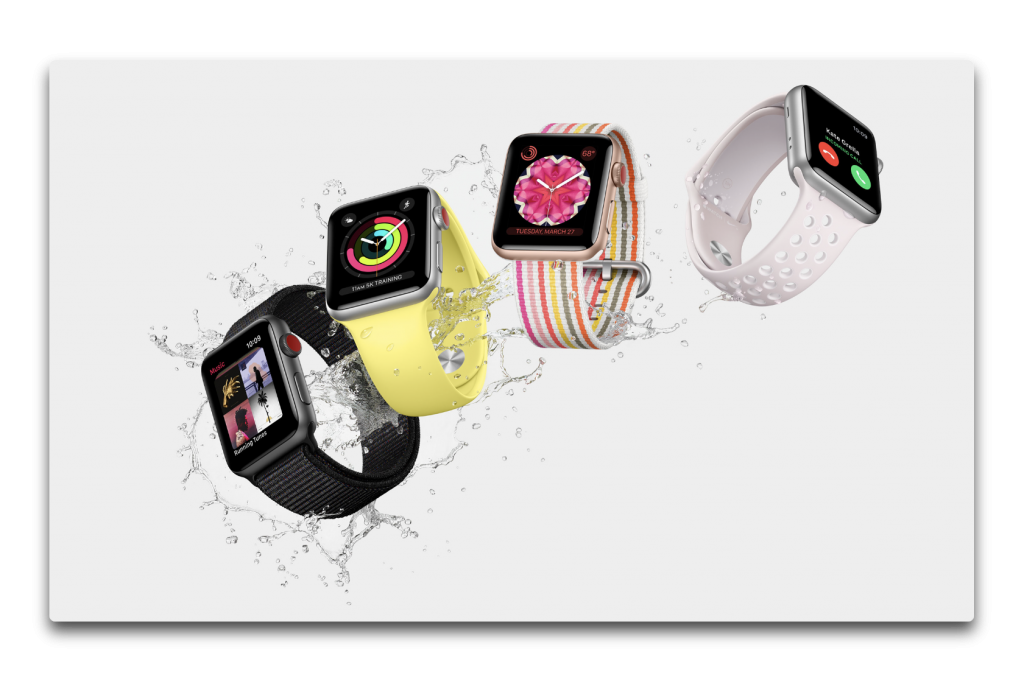 Apple、新しいApple Watchバンド、スプリングコレクションの発売を開始
