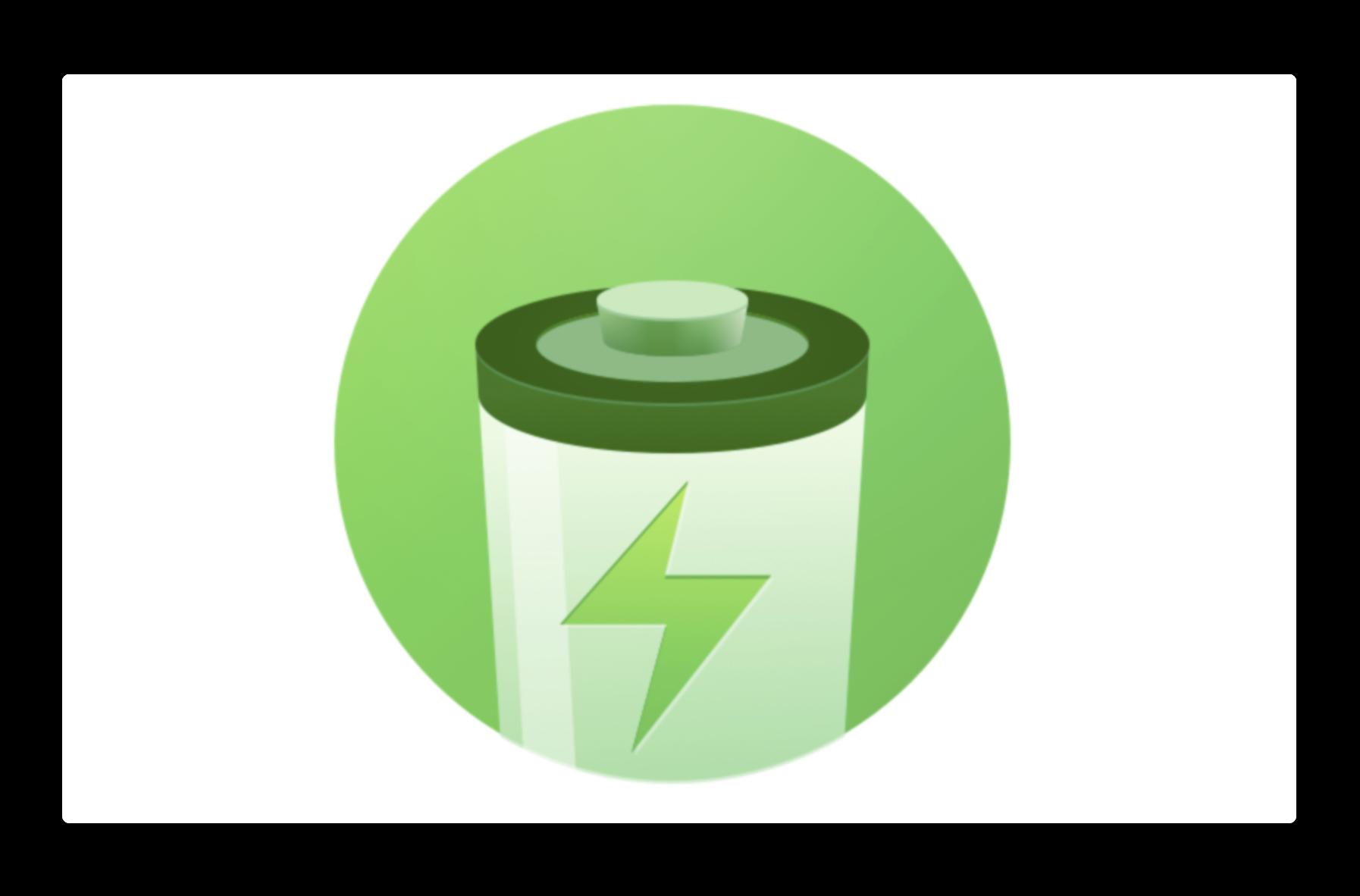 MacBookの無料のバッテリーモニターアプリ「Dr. Battery」がリリース