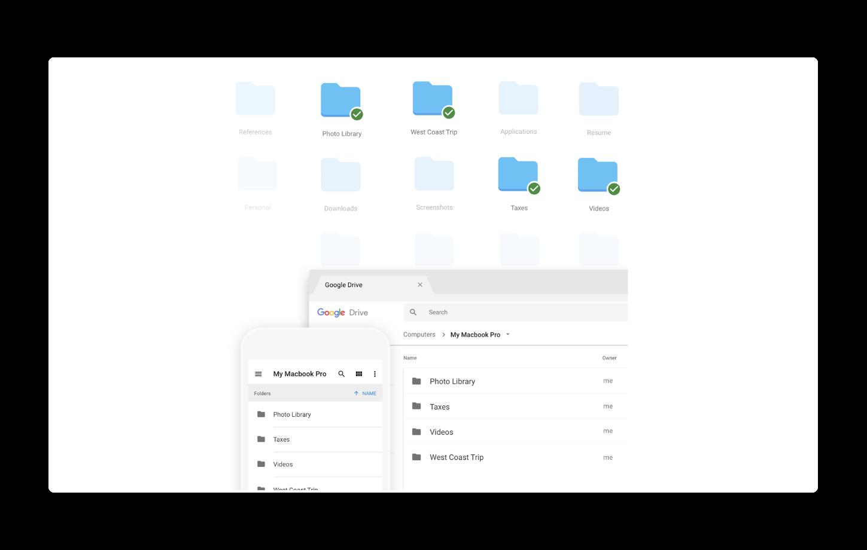 GoogleのMac向けGoogle Driveは3月12日完全終了し、「Google のバックアップと同期」に置き換え