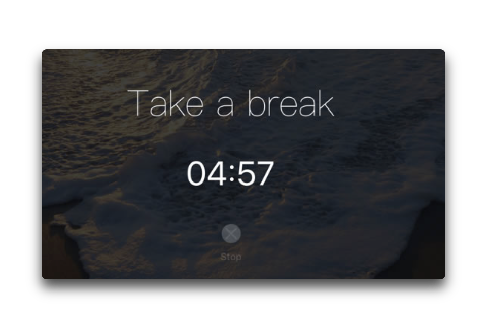 Macを使用する人に、健康を維持するための無料の休息通知アプリ「JustFocus」