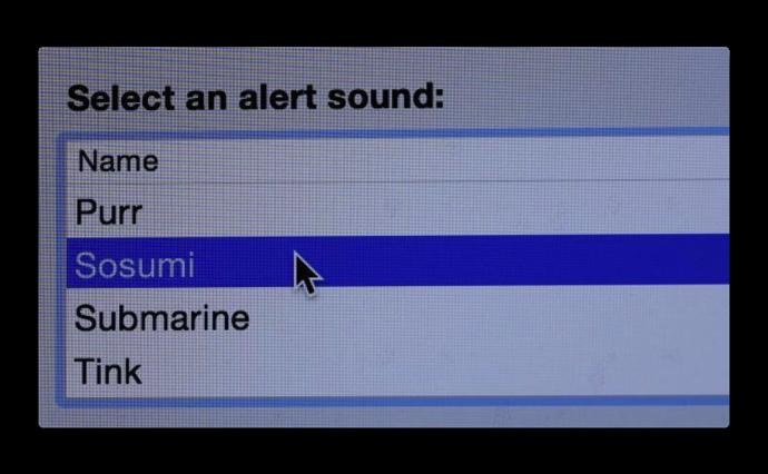 Mac Sound 001