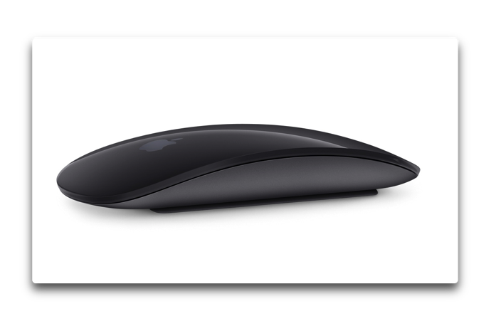 Magic Mouse 2 Gray 001