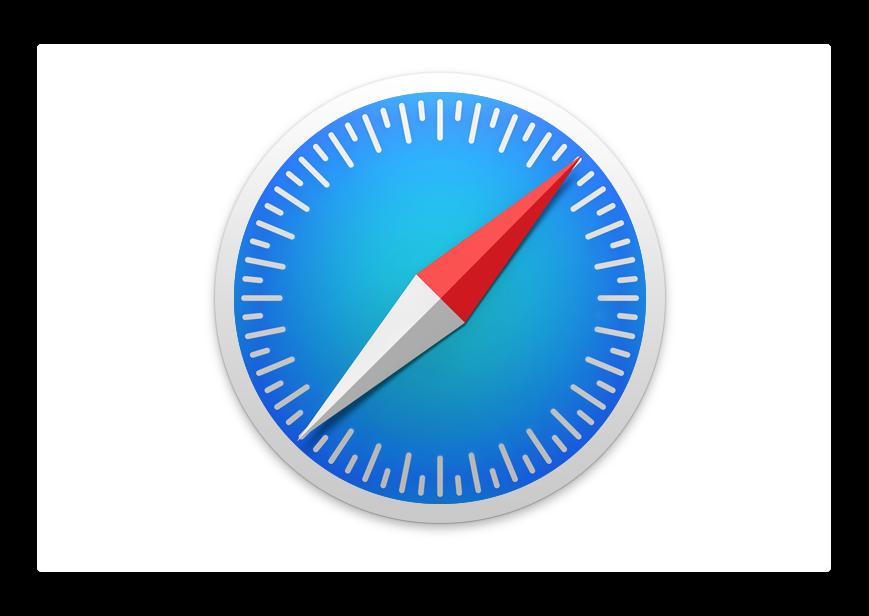 macOSHighSierra 10.13.4の「Safari」でブックマークをソートする