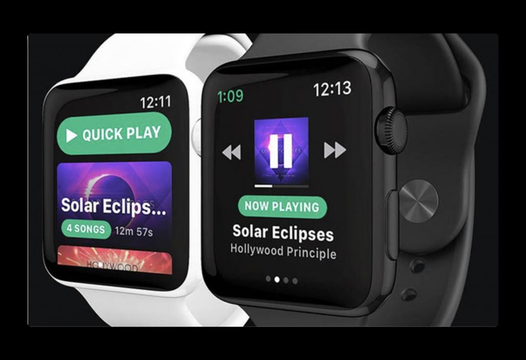 Spotify for Apple Watchは、2018年6月のWWDC で導入される可能性