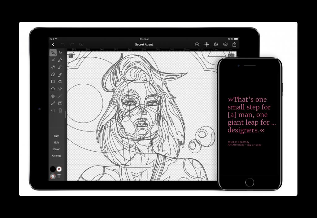 【Sale情報 / iOS】プロベクトル描画アプリ「Vectornator Pro」が無料