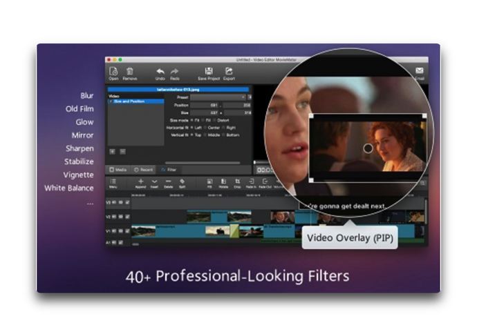 Video Editor MovieMator Pro 003