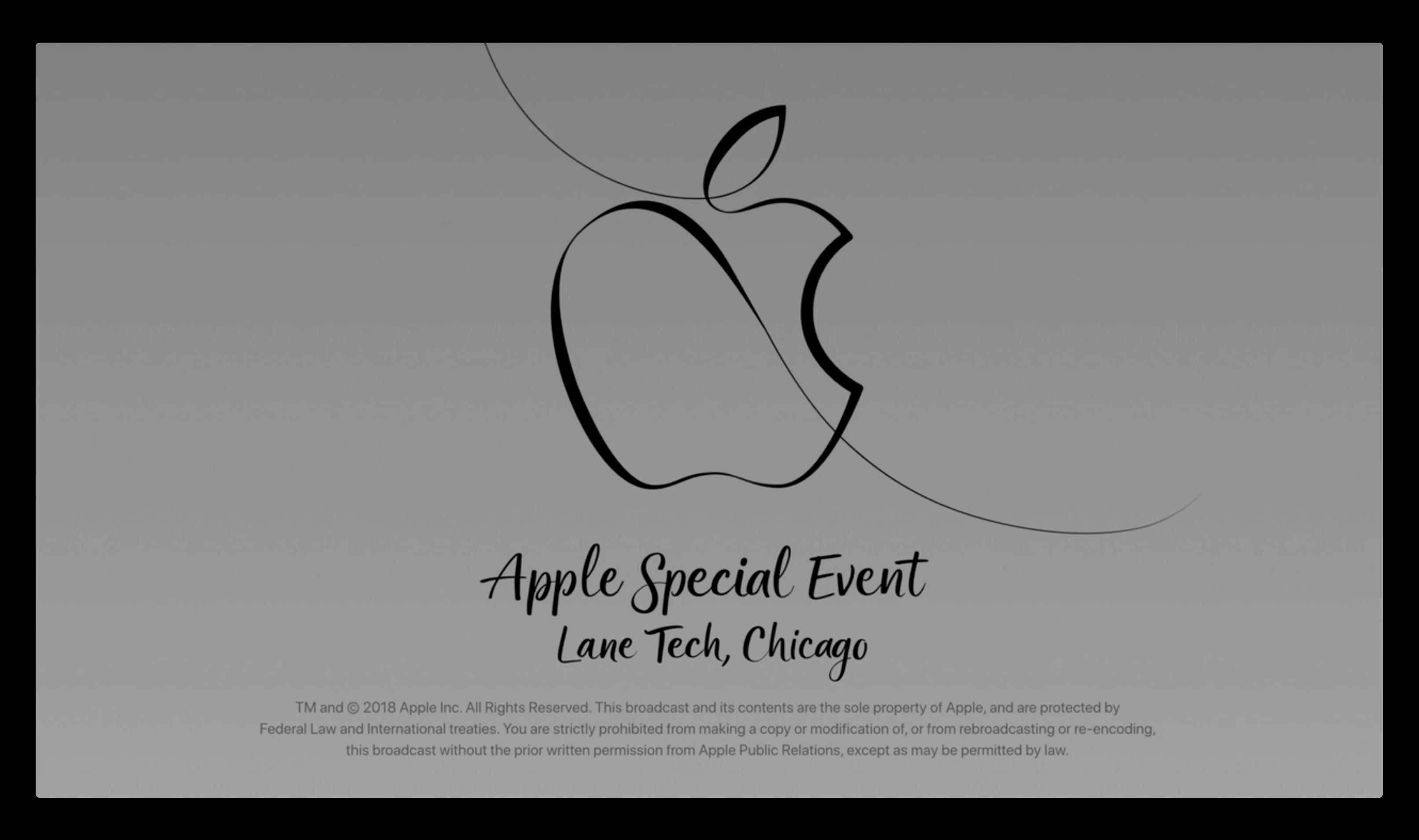 Appleの「Field Trip」シカゴイベントビデオがストリーミングで利用可能に