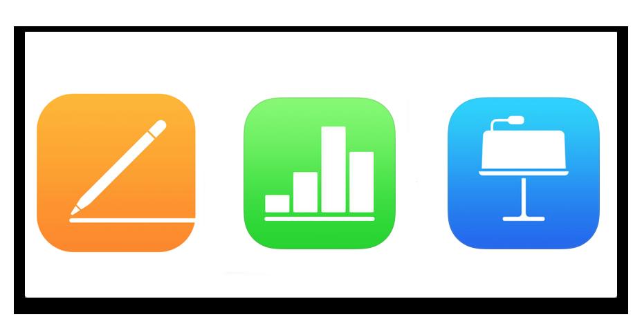 【iOS】アップデートされたiWork「Pages 4.0」「Numbers 4.0」「Keynote 4.0」の新機能詳細