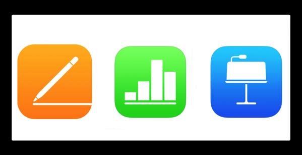 IWork iOS New