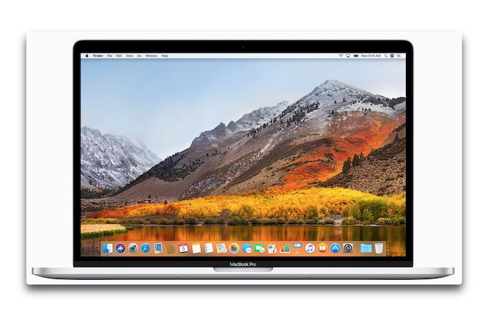 Apple、「macOS High Sierra 10.13.4」正式版をリリース