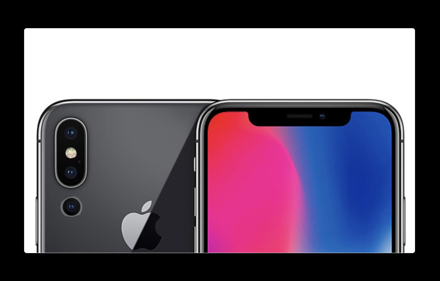 2019年に発表されるiPhoneは、トリプルレンズリアカメラ付きか