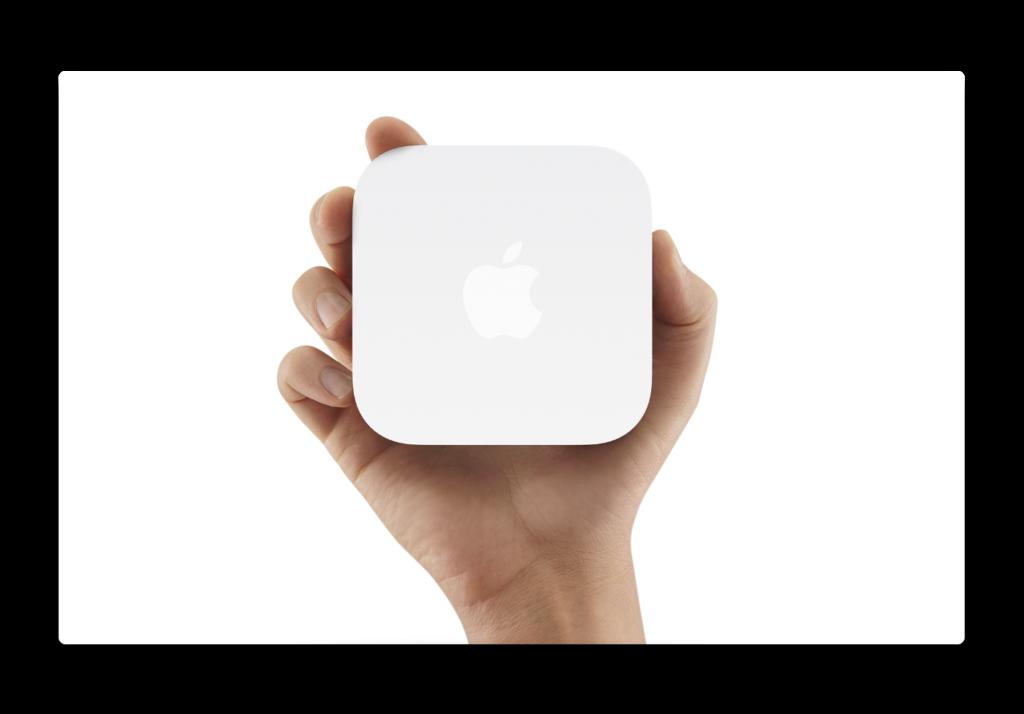 Appleは正式にAirPortルータのラインを廃止し、将来のハードウェアの計画はなし