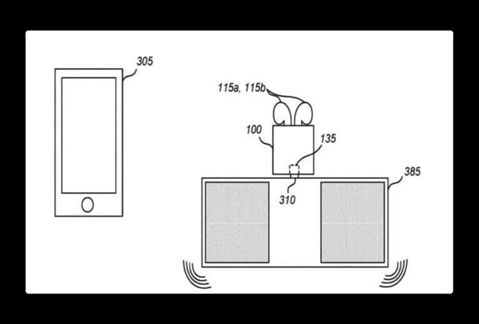 AirPod charging Speaker 001