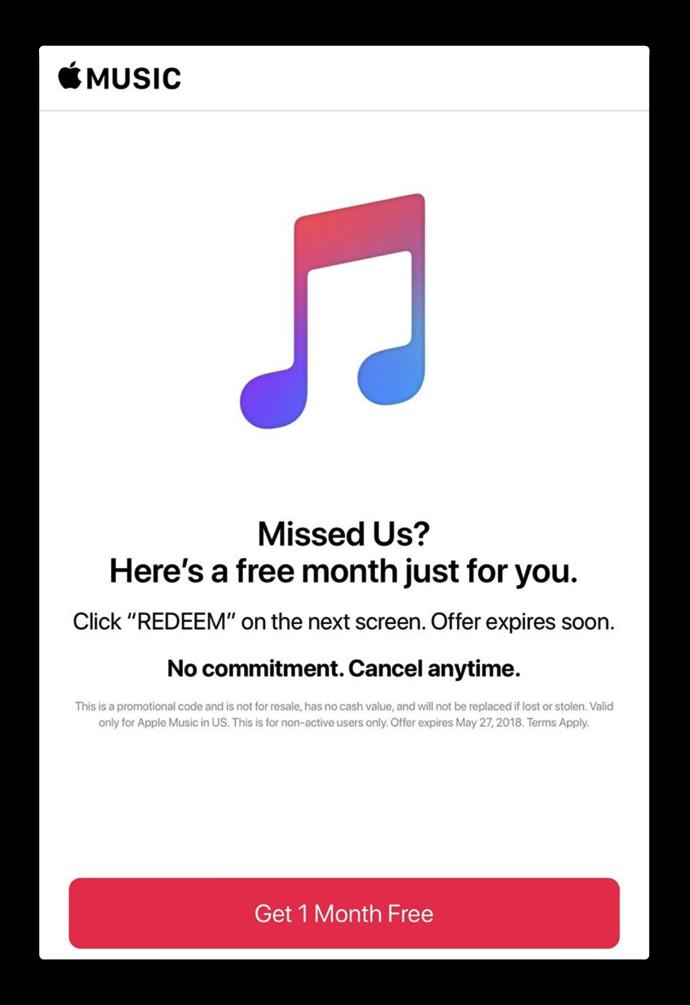 Apple Music Offer 002