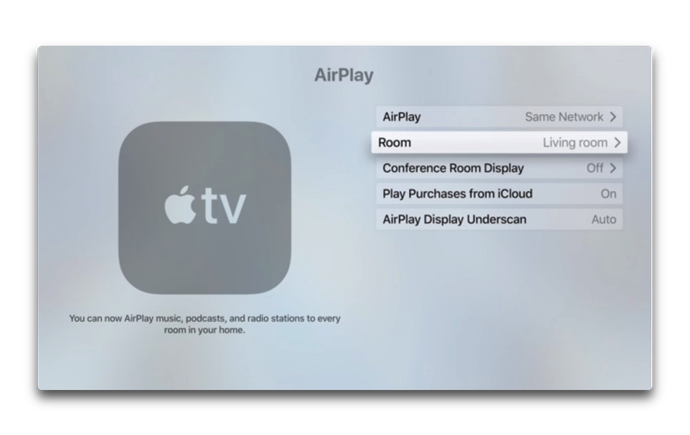 Apple TV Update 007