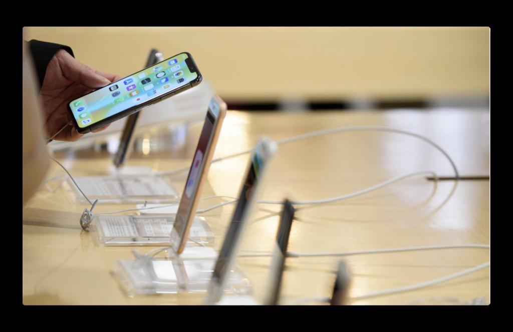 Apple、iPhone向けのタッチレスコントロールと曲面スクリーンに取り組んでいる