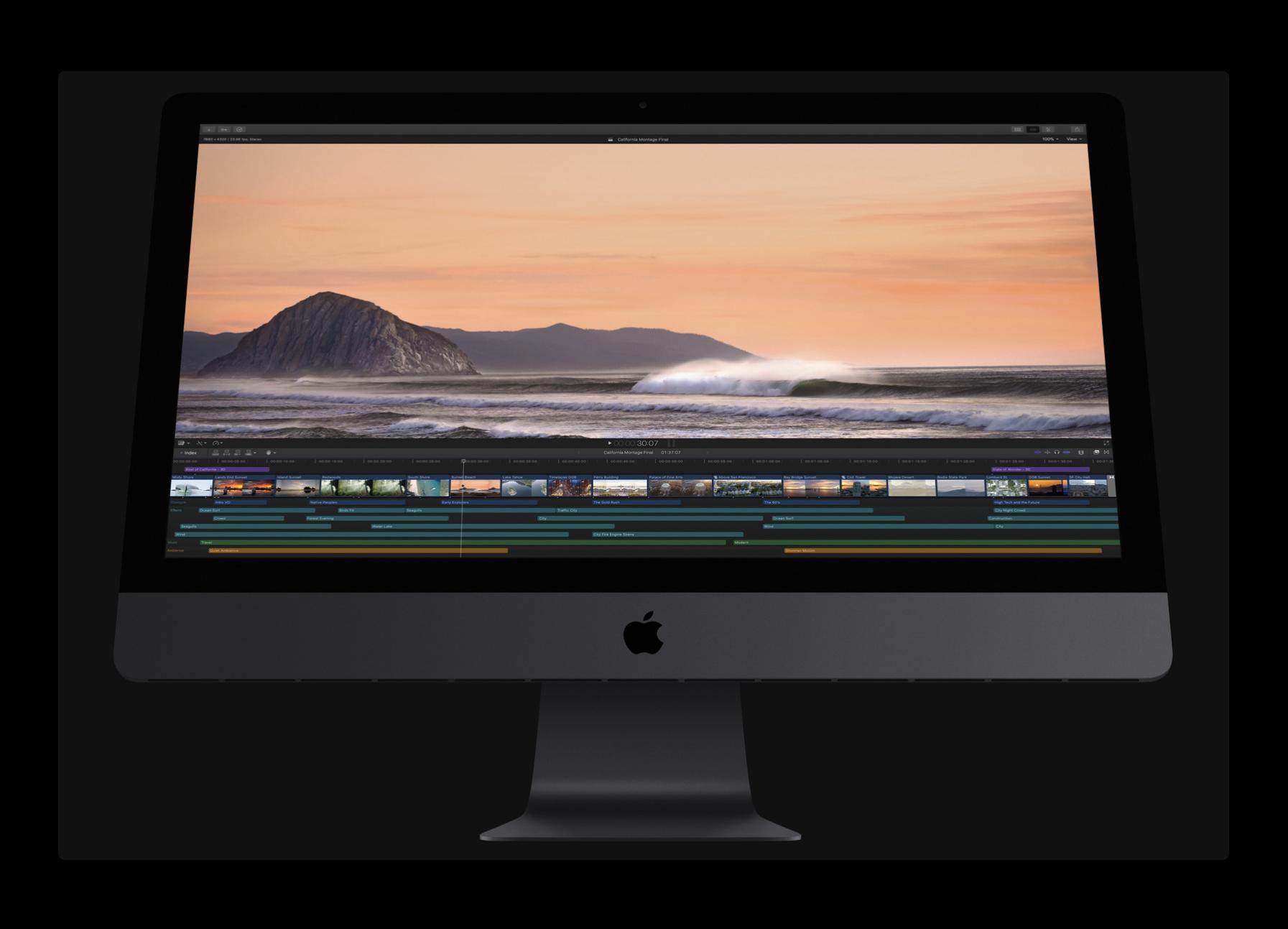 Apple、ProRes RAWと高度なクローズドキャプションが追加された「Final Cut Pro 10.4.1」を4月9日にリリース