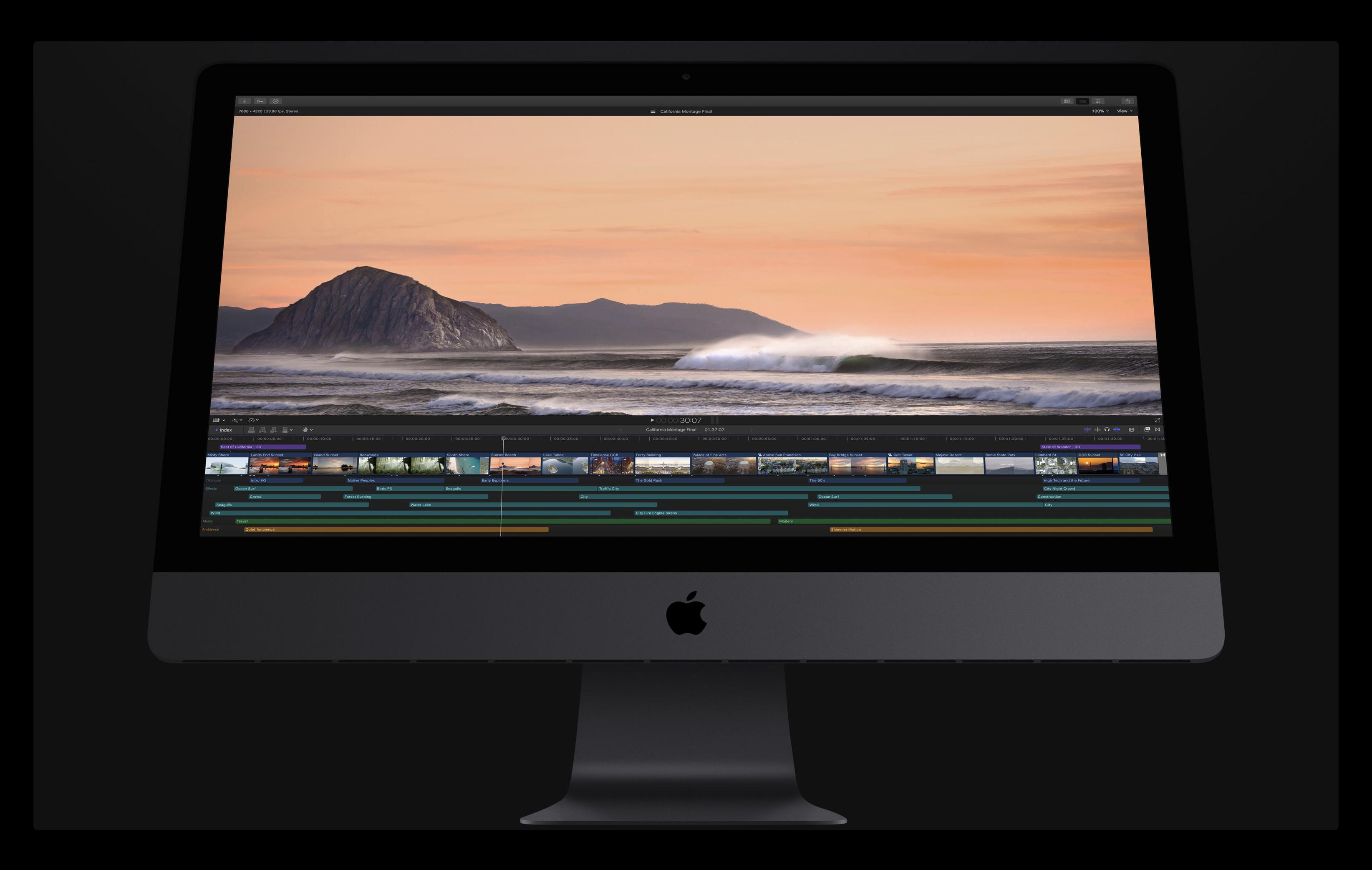 Apple、ProRes RAWと高度なクローズドキャプションを追加した「Final Cut Pro X 10.4.1」をリリース