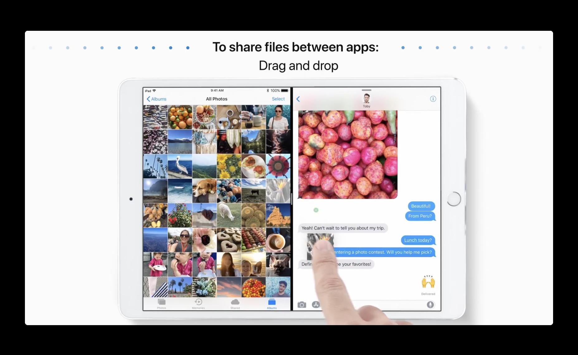 Apple Support、iPadでマルチタスクを実行するハウツービデオを公開