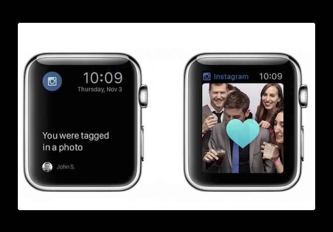 Instagramは、最新のバージョン 39.0でApple Watchアプリを廃止