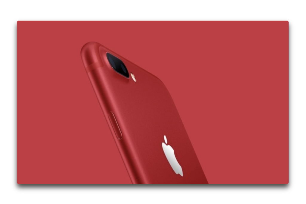 iPhone 8 and iPhone 8 Plus (PRODUCT)RED、4月9日月曜日(現地時間)にリリース予定