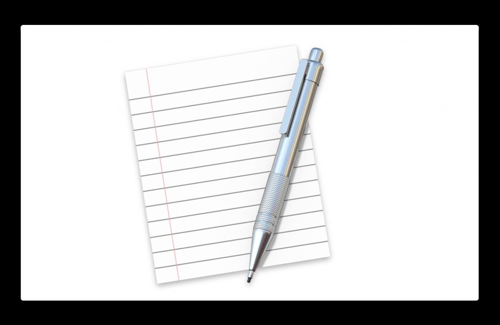 【Tips】Macの「テキストエディット」で標準テキストモードを使用する方法