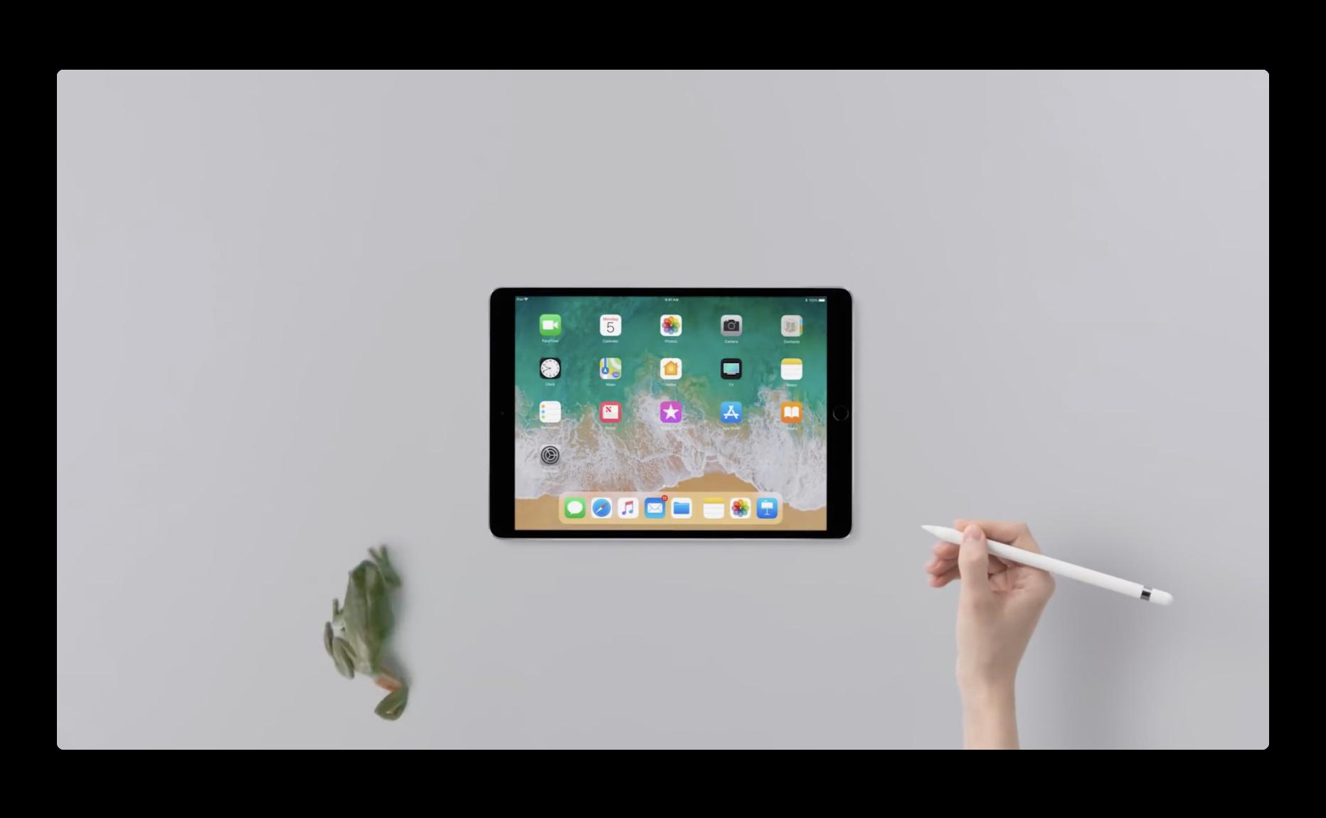 Apple、iPadの新機能に焦点をあてた新たなハウツーのCF2本を公開