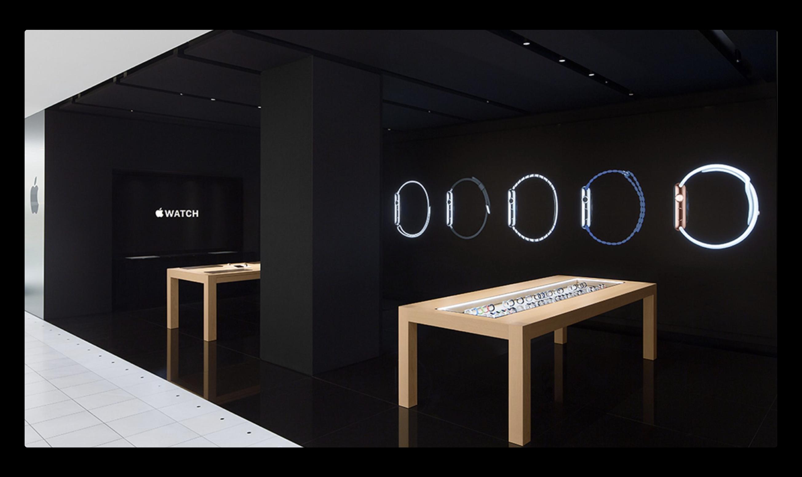 最後のApple Watch専用販売店、伊勢丹新宿店が5月13日をもって閉店