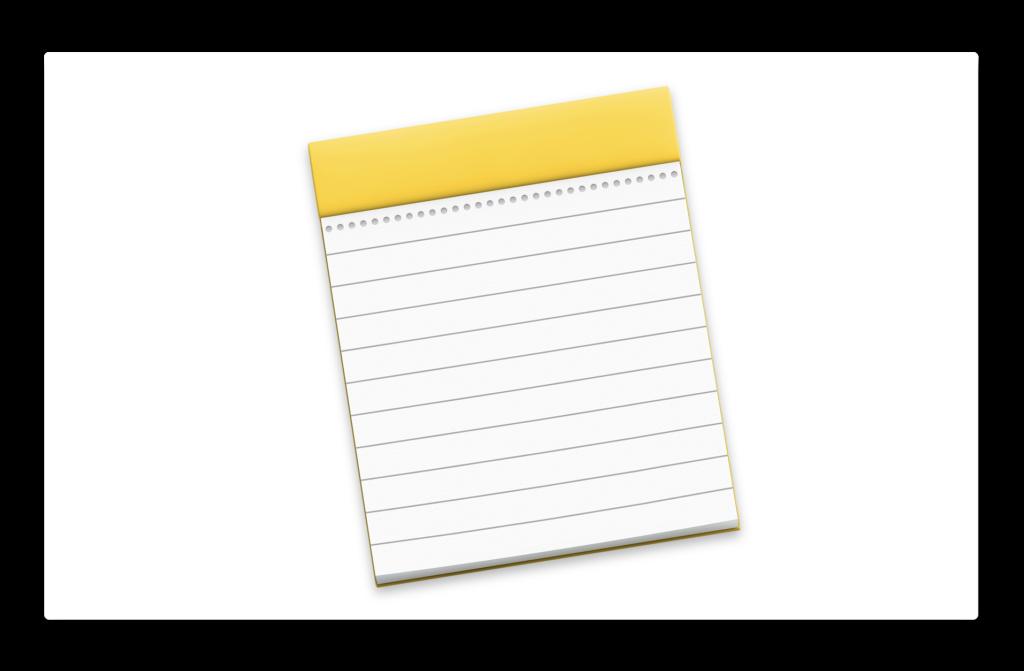 Macの「メモ」アプリでメモをフローティングする方法