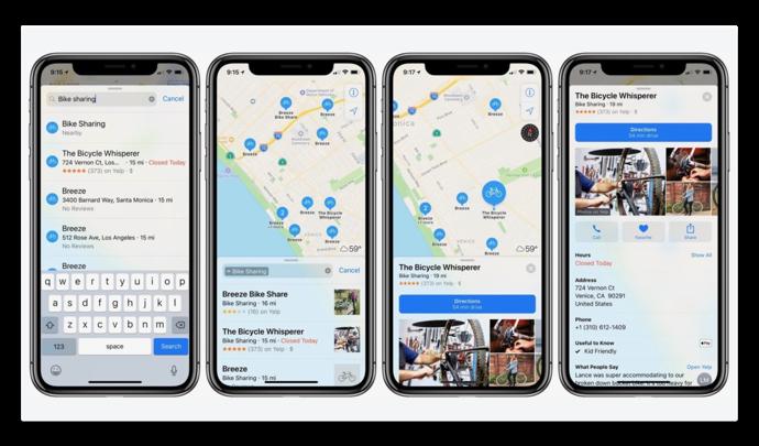 Google マップよりApple マップを好む5つの理由