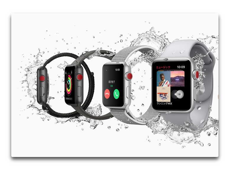 Apple Watch、2018Q1にウェアラブルマーケットが35%アップするなかでLTEスマートウォッチの59%を占める