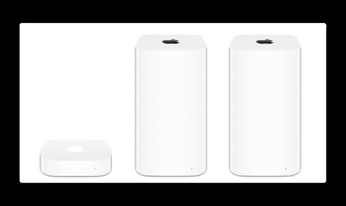 AppleのAirMacは日本では未だ購入が可能だが、欧州や米国では既に一部「売り切れ」に