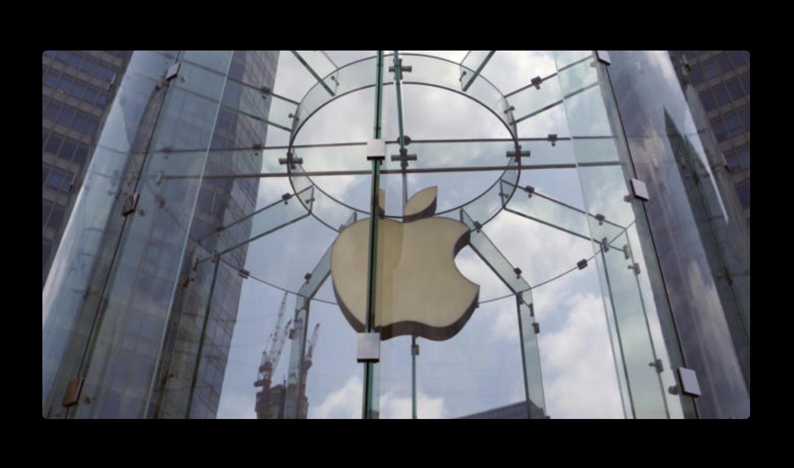 Appleは、Amazonの創業以来の収益を直近の3ヶ月だけで超えている
