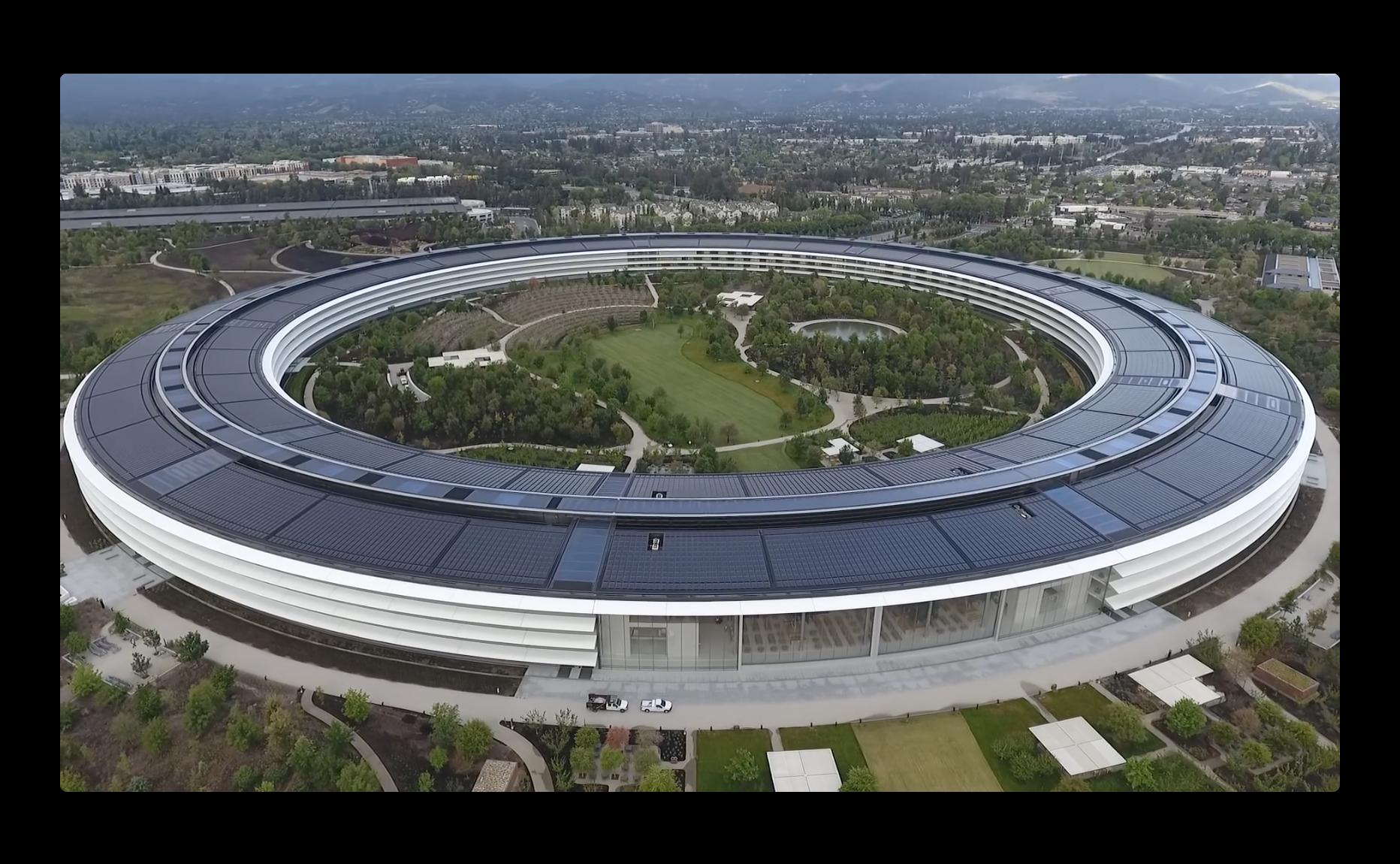 Appleの2万人規模の新キャンパス候補地にノースカロライナ州中央部と北部バージニア州