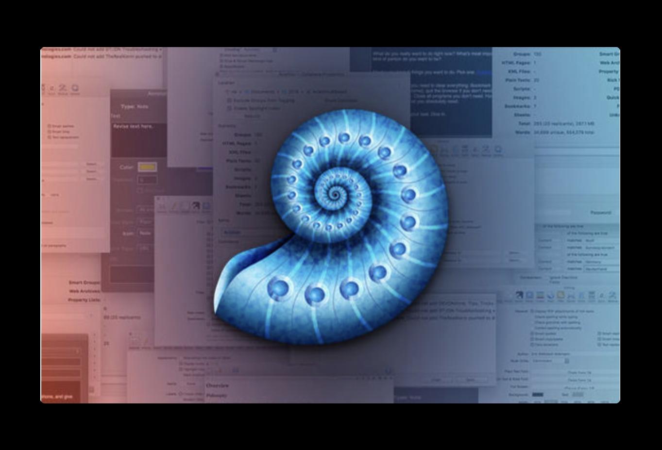【iOS】iCloudでのバックグラウンドでの同期が追加された「DEVONthink To Go 2.6」がリリース