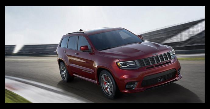 Jeep、米国でクルーズコントロールの問題で約500万台のリコール