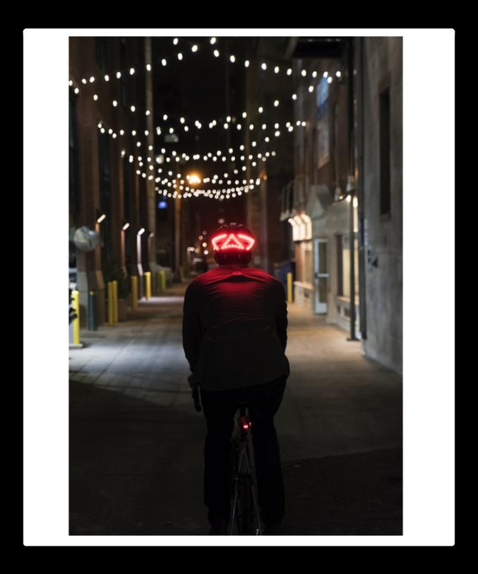 Lumos Smart Bike Helmet 003