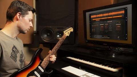 【Mac / PC】ギタリストが好きな曲を練習し、学ぶためののアプリ「Riffstation」が無料に
