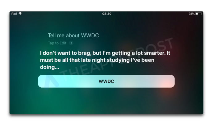 SiriはWWDCで新しいHomePodの計画を明らかにする