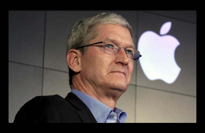 Apple CEO Tim Cook: プライバシーは基本的な人間の権利である