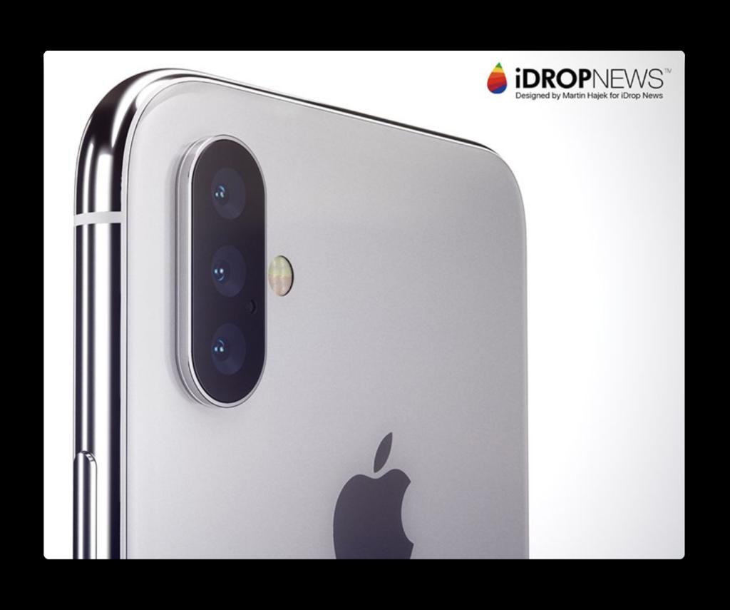 2019年のiPhoneはトリプルカメラで、画像処理のパフォーマンスを向上する
