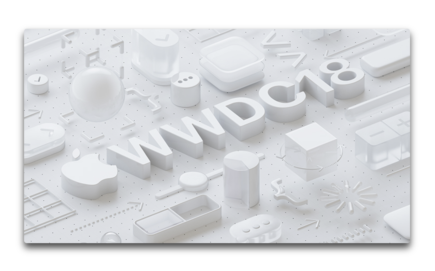 Apple、WWDC 2018基調講演をYouTubeで公開