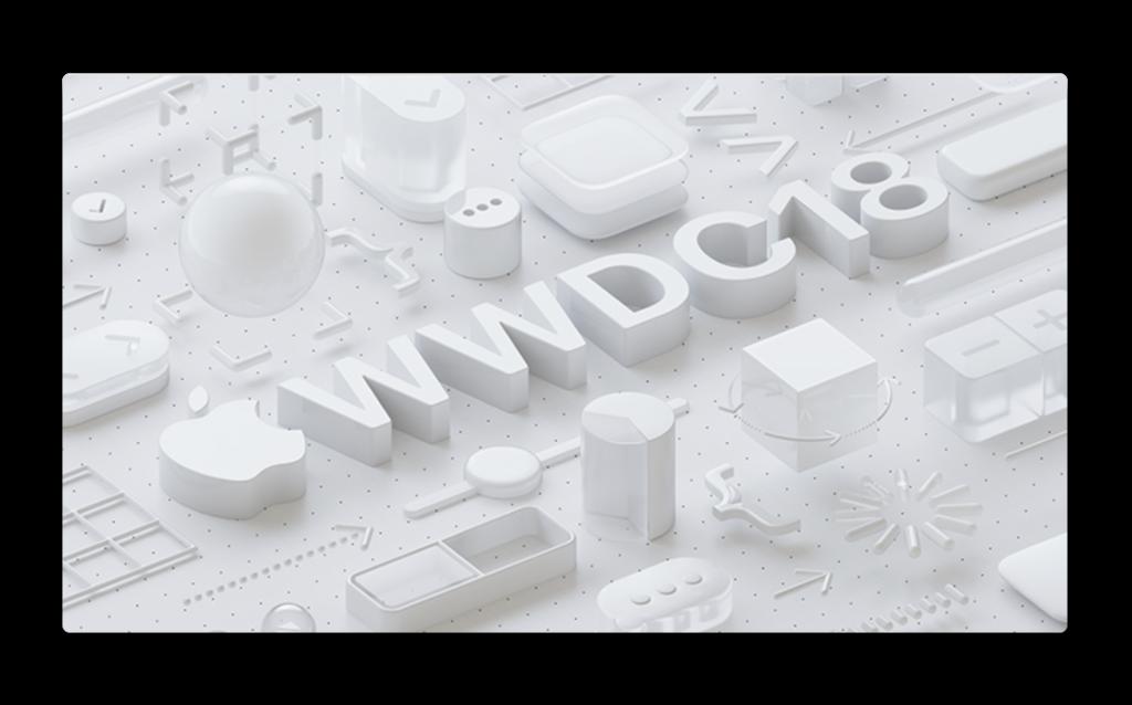Apple、WWDC 2018でARアップグレード、iPhoneの使用を管理するソフトウェアを発表