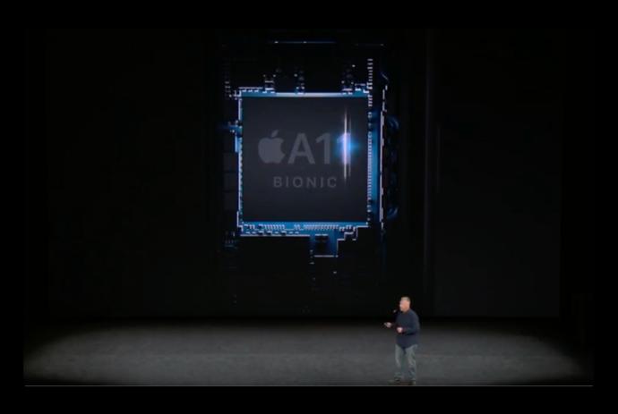 Appleも最新モバイルCPUのベンチマークは、競合他社の2年先を行く