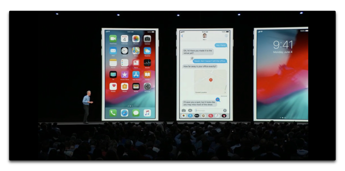 Apple、WWDC 2018 の基調講演をWebサイトで視聴可能に