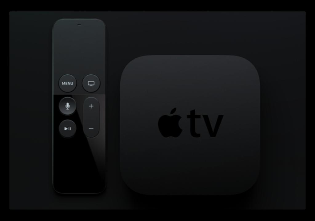 【tvOS 12】Apple TV最大の弱点のパスワードの入力を見事に修正しています