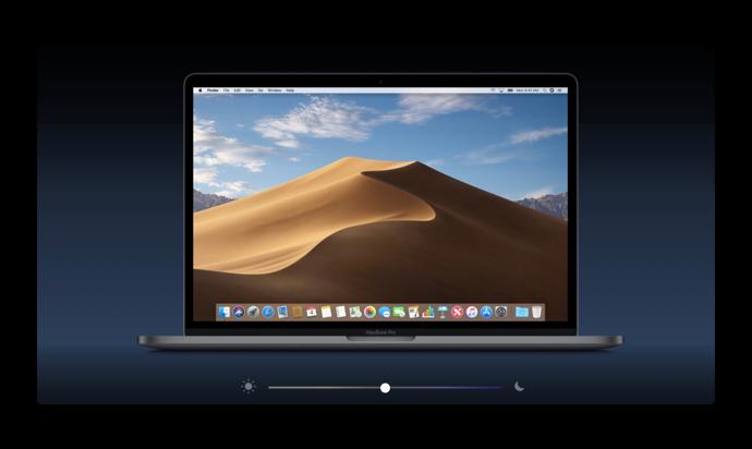 macOS Mojave以外のmacOSで、Mojaveのダイナミックデスクトップを動かす方法