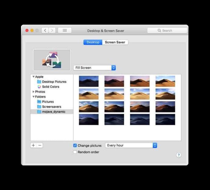Dynamic Desktop 002