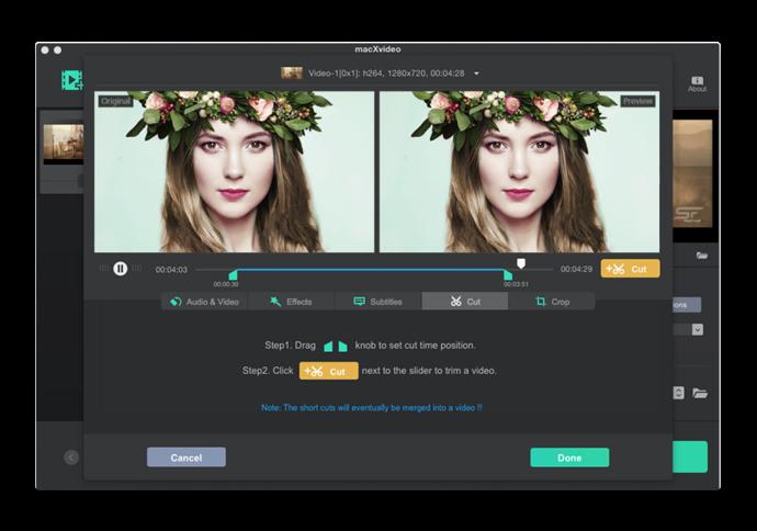 【Mac】無料の4K、5K など次世代ビデオ対応オールインワンアプリ「MacXvide」